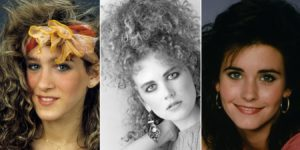 80's hairstyles