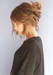 A few Casual hairstyles for short thin hair
