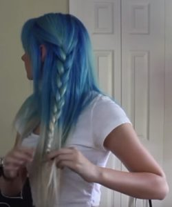 Anime Hairstyle 2