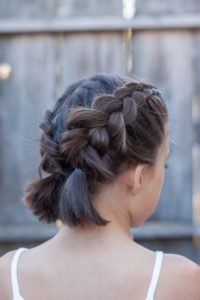 Braiding and updos