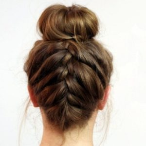 Braids can be an extra in any other hairstyle so they don't become repetitive