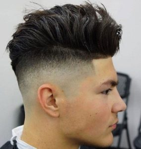 Cool fade hairstyles 4