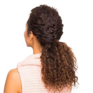 Cool hairstyles for girls with curly and short, medium or long hair 3