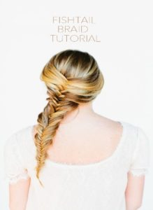 Cool hairstyles for the Summer