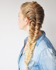 Easy braided hairstyles 2