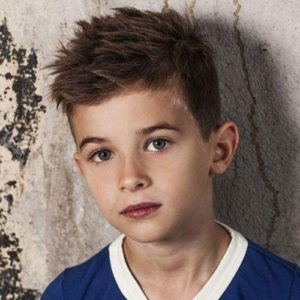 Easy hairstyles for little boys