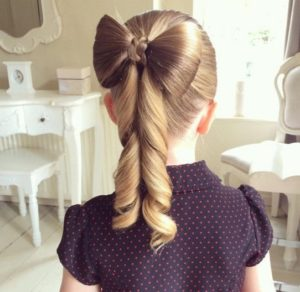 Easy hairstyles for little girls 4