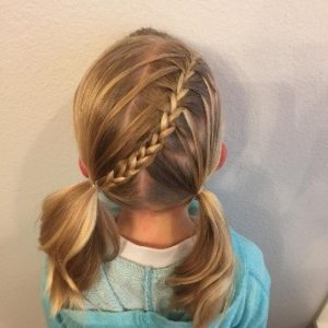 Easy hairstyles for little girls 5