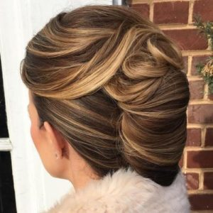Elegant French Twist