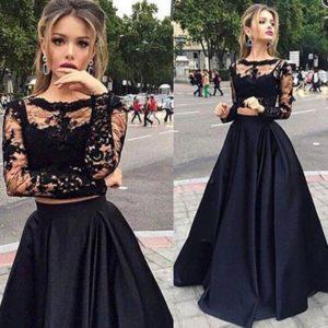 Elegant prom