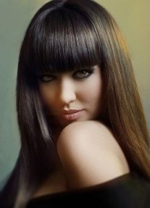 Facts you should consider before getting bangs with your shoulder length hairstyle