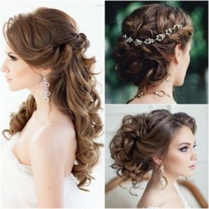 ▷ Wedding hairstyles 2018 ¡Photo ideas & step by step!