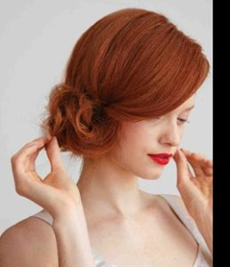 Hairstyle #2 The Side Chignon 7