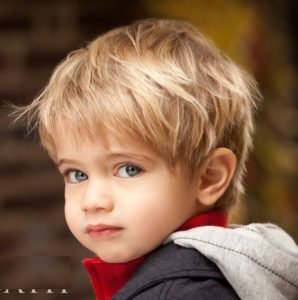 Hairstyles for boys