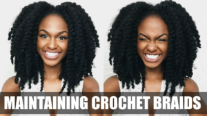 How to Properly Take Care of Crochet Hairstyles