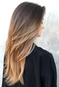Ideas of fine hair hairstyles for women and girls with long length hair