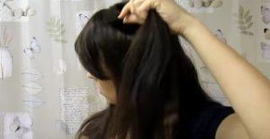 Kawai Bow Hairstyle