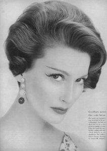 Memorable 50s hairstyles for short hair