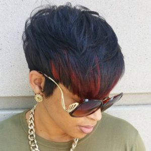 Modern ideas of black hairstyles for women and girls 4