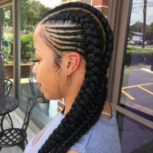 Modern ideas of black hairstyles for women and girls 7