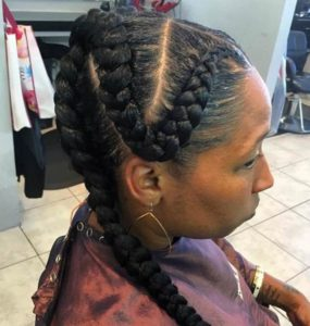Modern ideas of black hairstyles for women and girls 8