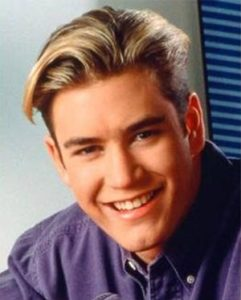 Most popular 90's Hairstyles for men 3
