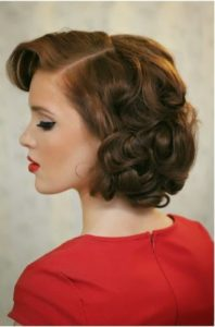 Pin Curls 2