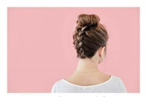 The perfect top braided knot
