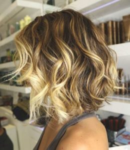 Tousled, Sexy, Beachy Waves.
