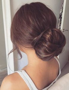 Updo hairstyles for Prom night 2