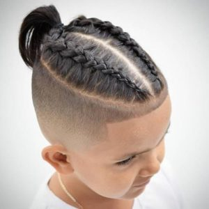 Updo hairstyles for little boys 3