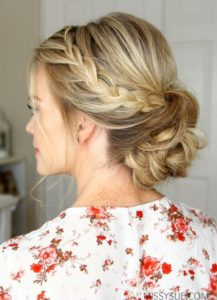 Updo hairstyles for long hair 3