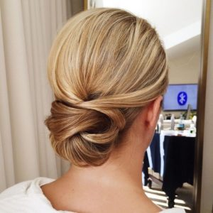 Updo hairstyles for medium length hair 4