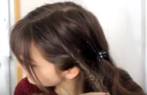 braid a fishtail