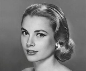 grace kelly long bob