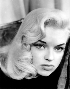 marilyn deep side part