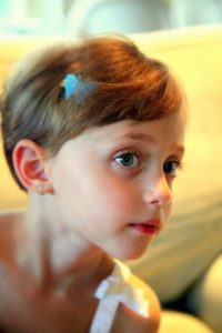 pixie cut for little girls