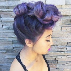 wanting to match your hair with it
