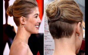 #1 Long Hair Hidden Undercut