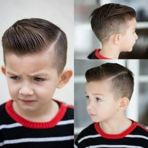 1920's Hairstyles for Boys