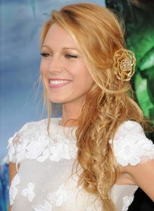 #3 Side Fishtail Braid with Loose Waves