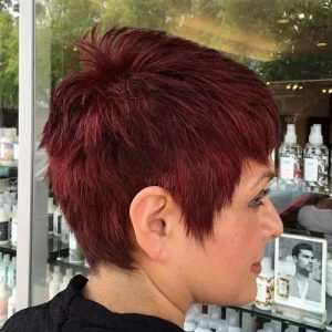 #6 Red Wine Pixie