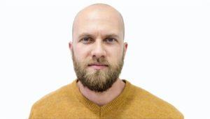 Beards harden