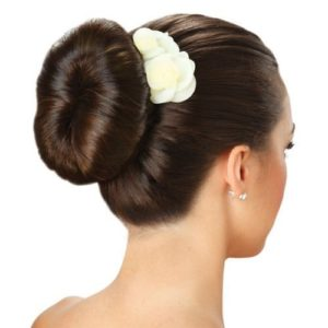 Bridesmaids' hairstyles for long hair