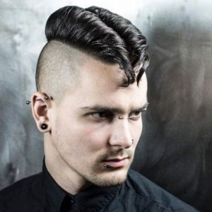Crazy Hairstyles for men