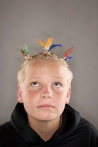 Crazy hairstyles for boys