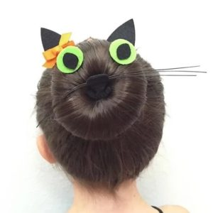 Crazy hairstyles for girls cat inspo