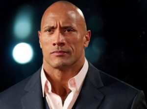 Dwayne The Rock Johnson style