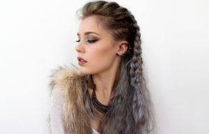 French and rope braids