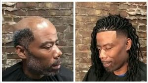 How to install a man weave 2